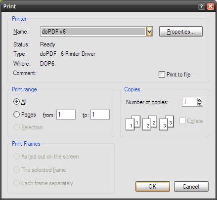 doPDF Screenshot 01