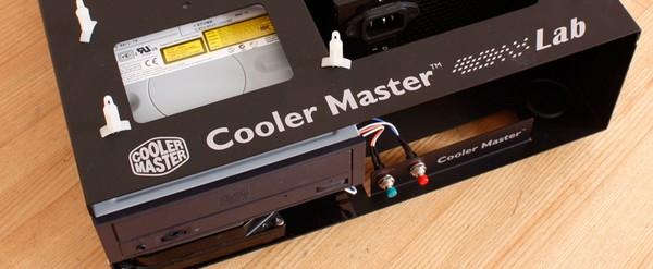 Cooler Master Lab Test Bench