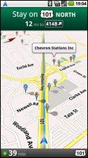 Android - Google Maps Navigation