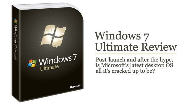 Windows 7 Ultimate Review