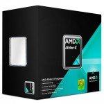 AMD Athlon II CPU processor box