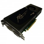PNY XLR8 GeForce GTX 465 video graphics card