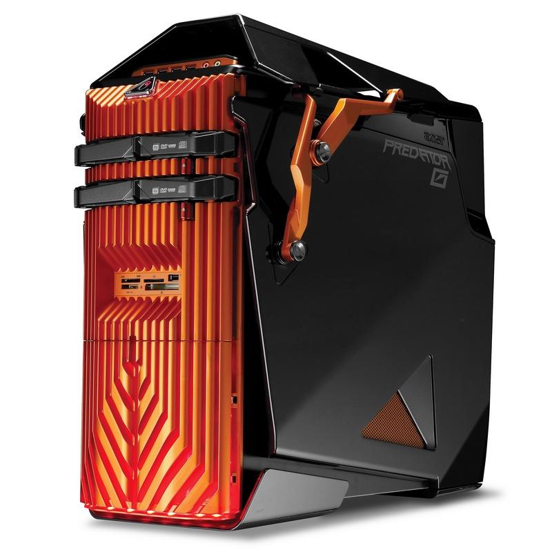 Acer Aspire Predator AG7750-U2222 gaming PC picture