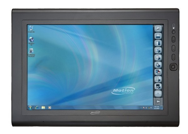 Motion Computing J3500 Rugged Tablet PC picture