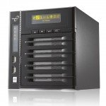 Thecus N4200 battery backup network attached storage NAS