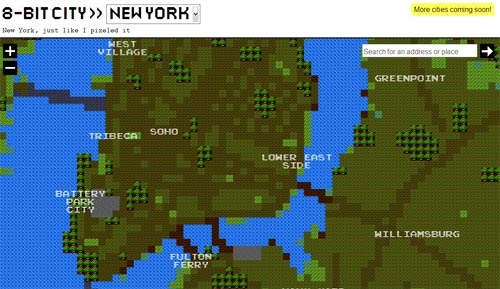 8-Bit Cities picture