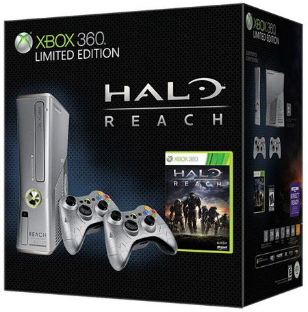 Halo Reach Xbox 360 bundle picture