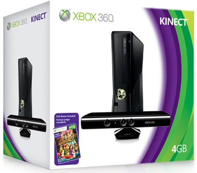 Microsoft Kinect Bundle picture