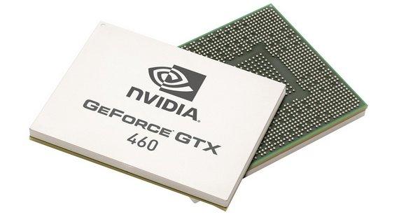NVIDIA GeForce GTX 460 GPU picture