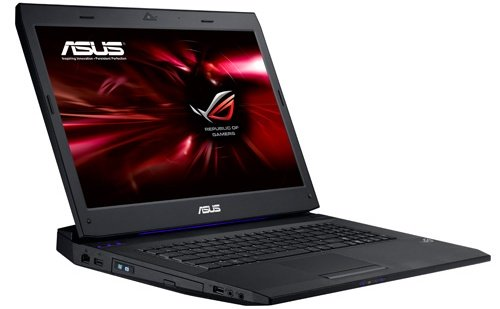 ASUS G73Jh-A1 gaming laptop picture