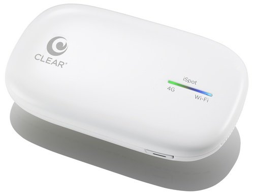 Clearwire CLEAR iSpot 4G WiMax picture