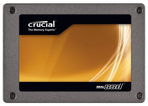 Crucial Technology 128 GB Crucial RealSSD C300 Series Solid State Drive CTFDDAC128MAG-1G1 photo