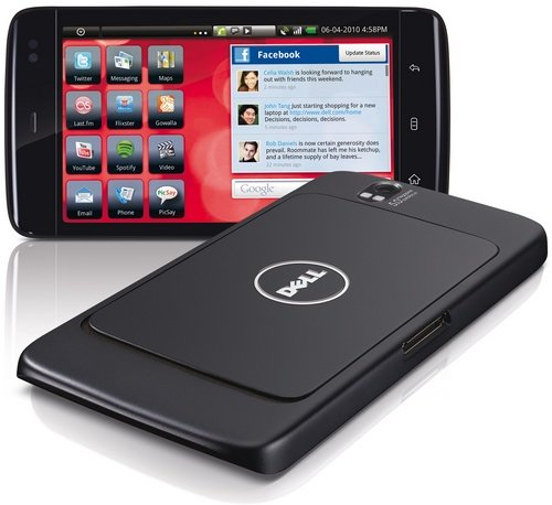 Dell Streak Tablet picture