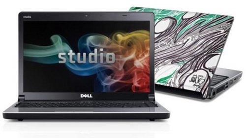 Dell Studio 14 notebook picture
