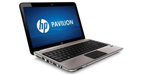 HP Pavilion dm4 notebook picture