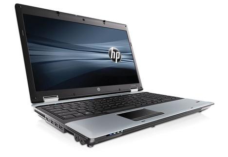 HP ProBook 6540b business laptop picture