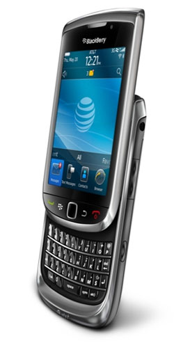 BlackBerry Torch 9800 picture