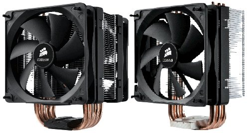 Corsair A50 A70 CPU heatsink picture
