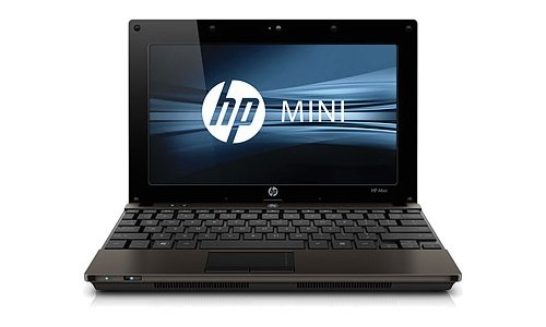 HP Mini 5103 netbook computer picture