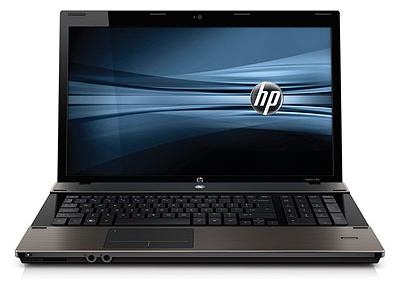 HP ProBook 4720s business notebook picture
