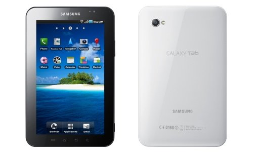 Samsung Galaxy Tab tablet computer picture