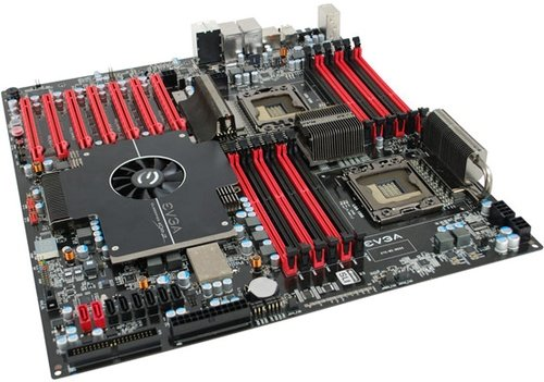 EVGA Classified SR-2 EVGA 270-WS-W555-A1 motherboard picture