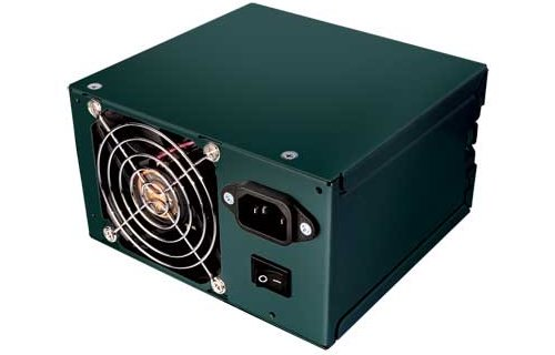 Antec EarthWatts EA 380D Green 380W power supply image