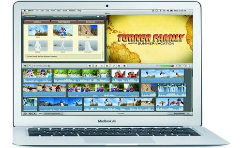 Apple MacBook Air 13 inch ultra thin laptop image
