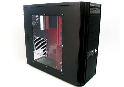 Cooler Master Centurion 5 II Limited Edition Red PC computer case image