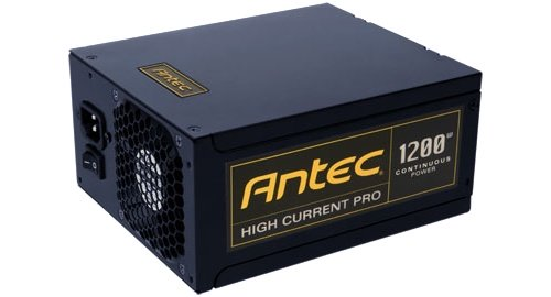 Antec High Current Pro HCP 1200 80PLUS Gold power supply image