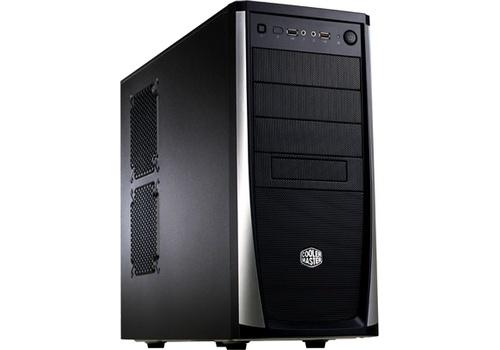 Cooler Master Elite 371 budget PC case image
