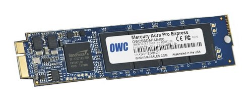 OWC Mercury Aura Pro Express Apple MacBook Air SSD Upgrade image