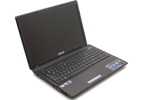 ASUS A53T AMD Llano Radeon HD 6720G2 gaming notebook image