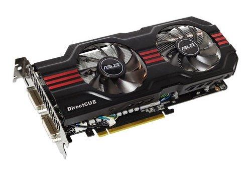 ASUS ENGTX560 NVIDIA GeForce 560 Ti DCII video card image