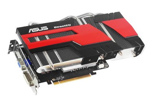 ASUS Radeon HD 6770 DirectCU Silent AMD video card image