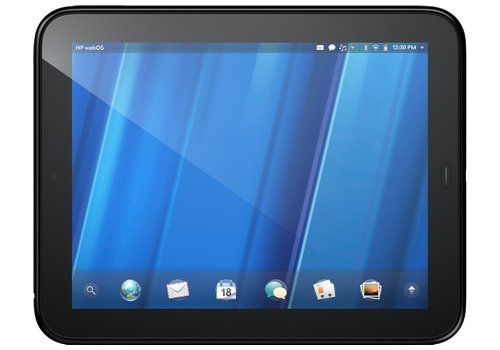 HP Touchpad WebOS tablet image