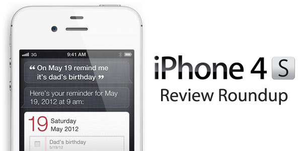 iPhone 4S Reviews