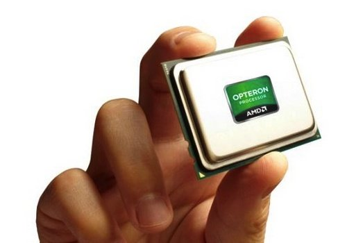 AMD Opteron 6200 Interlagos 16 core CPU processor image