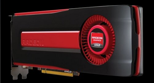 AMD Radeon HD 7970 video card image