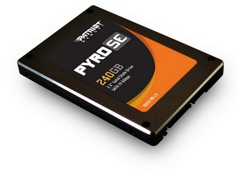Patriot Pyro SE SSD solid state drive image