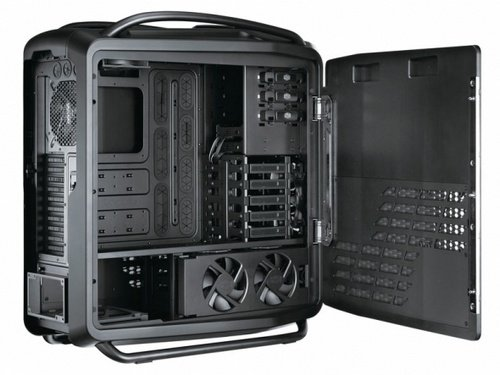 Cooler Master Cosmos II full tower PC computer case image