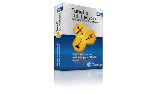 TuneUp Utilities 2013 Box